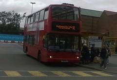 GHA Coaches (Tarvin), Plaxton President, Y188 NLK (NorthernEnglandPublicTransportHub) Tags: