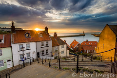 Whitby 199 steps bottom (1 of 1) (The Barbican) Tags: light sunset beauty landscape whitby stunning northyorkmoors megashot