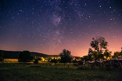 (La Belle Lumire) Tags: sky night stars countryside ciel alsace campagne nuit nocturne toiles poselongue longpose sondersdorf