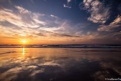 (IrreBerenT) Tags: sunset sun sol nature landscape atardecer ocaso cantabria sanvicentedelabarquera irreberente