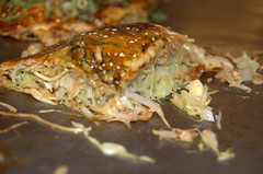 Piece of Okonomiyaki