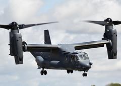 Osprey (Bernie Condon) Tags: uk rescue tattoo plane flying display aircraft aviation transport cargo assault airshow boeing usaf osprey airfield ffd fairford specialforces airlift riat tiltrotor raffairford airtattoo cv22 vstol riat15