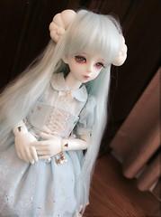 Blue lamb (Laebetria) Tags: blue ball oscar eyes doll lolita bjd soom goss thera jointed oscardoll