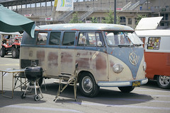 Super VW Festival (Pixel furtif) Tags: vw volkswagen beetle collection porsche cox split buggy bugatti circuit combi lemans karmann aco 181 doublecab automobileclubdelouest supervwfestival