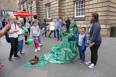 Edinburgh Fringe Festival 2015 (38) (Royan@Flickr) Tags: street costumes festival actors high edinburgh royal fringe entertainment international acting singers performers mile 2015 20150811
