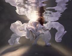 Haley Submersion (wesome) Tags: adamattoun underwaterportrait ikelite underwaterportraiture