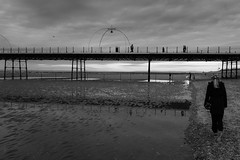 Southport Pier (tabulator_1) Tags: southport southportpier blackwhite blackandwhite