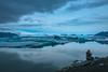 """fa un freddo blu"" (Michele Fornaciari) Tags: iceland iceland2016 iceberg lostiniceland visiticeland islanda landscape landscapeart ice freddo"