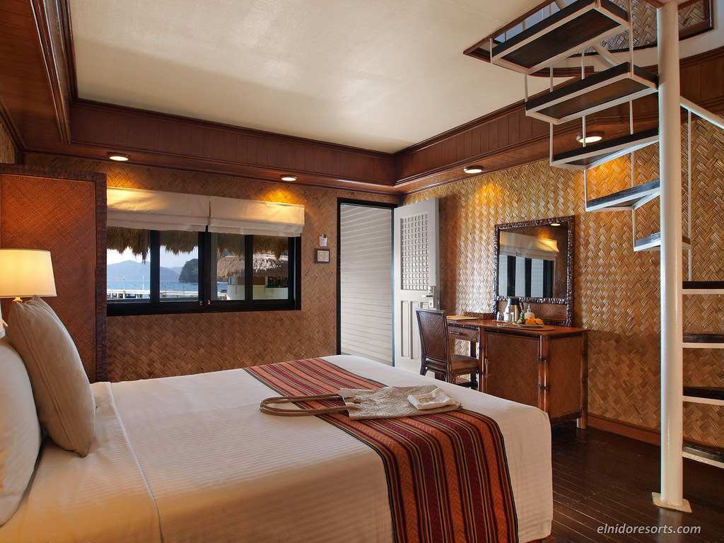 Miniloc Island - Seaview Room (Photocourtesy of El Nido Resorts)