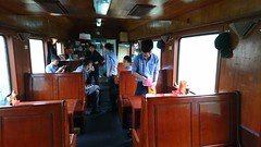 Trip from Hanoi to Hue by train, Cesta z Hanoje do Hue vlakem, 14 hodin (Kira301) Tags: train trip vietnam fromhanoitohue sleepingcar vietnamrailway