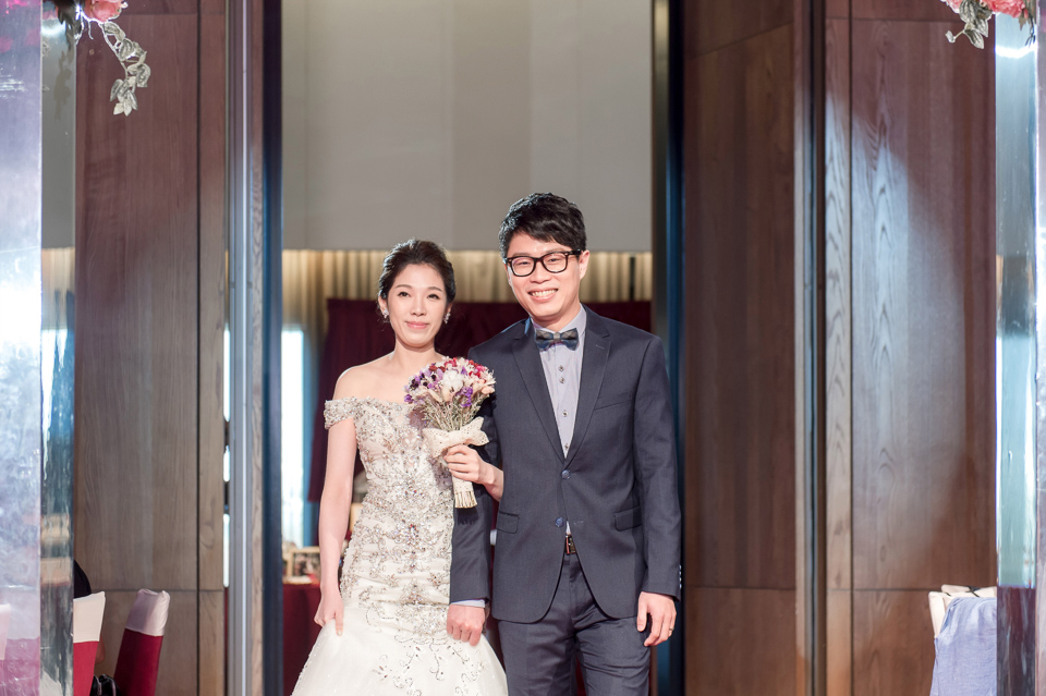 台南婚攝 晶英酒店 婚禮紀錄 C & Y 061