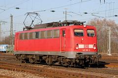 DB Schenker 140 389-8 Basel Bad Bhf