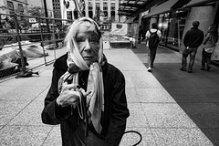 People of Chicago (Andrea Scire') Tags: chicago streetphotography street people black white photography csp fotostreetit ©andreascire andreascirè