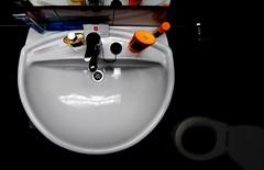 Lavabo (EdgarJa) Tags: washbowl lavabo waschbecken bad hotel badezimmer bathroom baño canarias fuerteventura kanaren hotelzimmer canaries canary islands