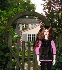 Sara BJD Dollmore FMD 16'' Fashion Doll (Linnea from Sweden) Tags: olympus e450 mzuiko digital 14423556 sara bjd dollmore fmd 16 fashion model doll 14 ball jointed abjd tonner outfit