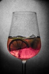 (Brucato Sara) Tags: drink still life colour colore spritz bevanda ghiaccio ice natura morta nikon d3300 esposizione red reflex istant light art could
