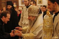 121. Nativity of the Lord at Lavra / Рождество Христово в Лавре 07.01.2017