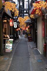 Piss alley (Dominic Sagar) Tags: 2016 fujifilm japan t050 t100 t200 xt1 alley shinjukuku tōkyōto jp