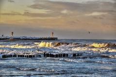 Baltic sea in winter (januwas) Tags: baltic sea winter d5000 nikon