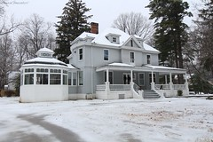 """Edward Maurer House (Laura Gonzalez/ PBNPhotography) Tags: edwardmaurerhouse mansion estate """"old things"""" dunellen architecture piscataway newjersey middlesexcounty industry industrial manufacturing company"""