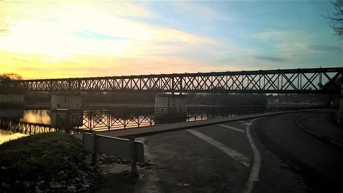 Pont Ferroviaire de Chinon