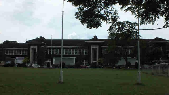 Kampus IPB Baranangsiang