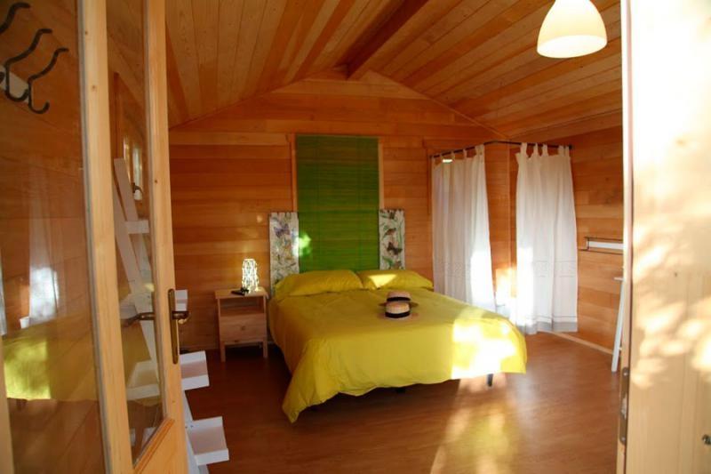 Los bungalows m s sorprendentes de espa a la buena vida - Dormir en los arboles ...