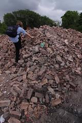 Brick Lane (joe_barton17) Tags: abandoned leicester tokina teenager rubble urbanphotography urbex 50d 1116mm tokina1116mm urbexphotography
