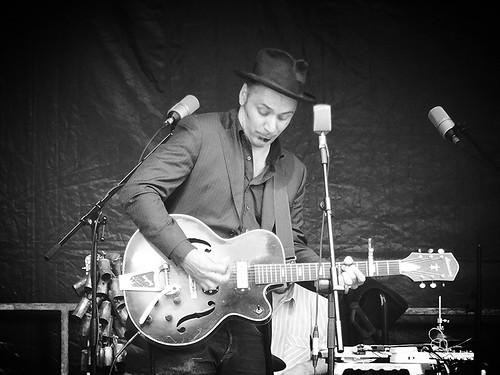 Pierre Omer @ Fête de la Musique 2015