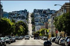 The Hills of San Francisco (BM-Licht) Tags: sf sanfrancisco california city usa west bay coast nikon unitedstates goldengate stadt bayarea amerika westcoast kalifornien westkste vereinigtestaaten d7000 vereinigtesttatenvonamerika