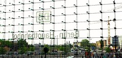 Berlin (slowsteady4559) Tags: travel windows berlin station train buildings germany europe cities hauptbhanhof toursim