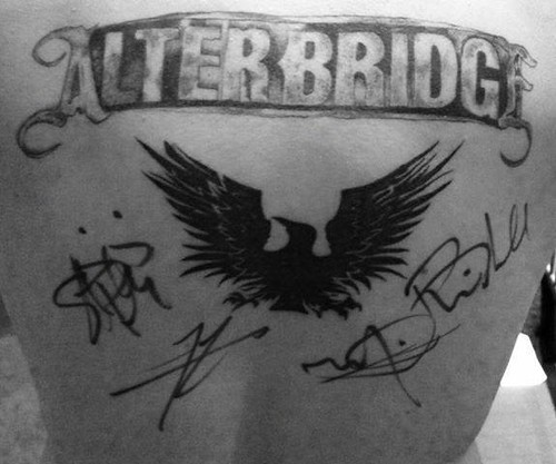 """Alterbridge tattoo ive started n all sigened by miles kennedy and the band <a style=""""margin-left:10px; font-size:0.8em;"""" href=""""http://www.flickr.com/photos/123052522@N02/19634570264/"""" target=""""_blank"""">@flickr</a>"""