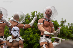 2015.07.18_SD_Pride-22 (bamoffitteventphotos) Tags: california summer usa rain weather starwars clothing sandiego cosplay space july pride clothes event prideparade stormtrooper northamerica 18 helmut hillcrest blaster 2015 sandiegopride july18 sdpride lgbtq richsnightclub