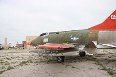 "QF-100D Super Sabre 10 • <a style=""font-size:0.8em;"" href=""http://www.flickr.com/photos/81723459@N04/19799092381/"" target=""_blank"">View on Flickr</a>"