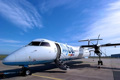 Flybe to Isle of Man (pallab seth) Tags: travel holiday airport interesting flight douglas isleofman flybe bestphotos ronaldswayairport samsungnxseries samsungnx2000 samsung16mmf24ifunctionlens