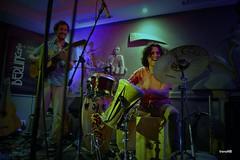 Ethnomada (irenembaena) Tags: madrid espaa music cafe concert guitar percussion concierto guitarra musica muziek cajn msica dely musique percusin berln musiikki shango platillo balcanic  muzic balcnica keresedes