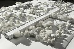 Проект кампуса Taubman Complex в Детройте от Morphosis Architects и Albert Kahn Associates