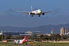 Delayed EK (Tom Marschall) Tags: airport south australia adelaide sa adl ypad