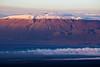 A Snowy Sunset on Mauna Kea (geekyrocketguy) Tags: sunset maunakea snow snowy telescope hawaii bigisland astronomy telescopes