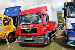 ML60COA - Reddaways (TT TRUCK PHOTOS) Tags: wessex tt truck show man removals