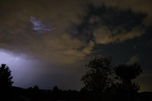 Stars and Lightning