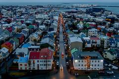 Reykjavik from above (Steve_McCaul) Tags: beginnerdigitalphotographychallengewinner