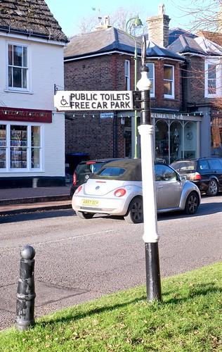 Free Car Park 5:365 JF