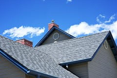 House Roof - Roofing (Roofing Services Association) Tags: america american building built clouds cloudy design home horizontal house live living property roof roofing siding style top urban usa