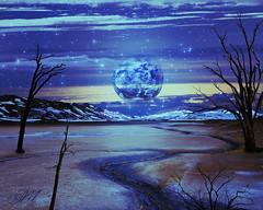 Alien planet 4 (inka19) Tags: landscape planet