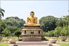 Buddah Statue (Mabacam) Tags: asia southasia srilanka ceylon island colombo sculpture buddah park garden viharamahadevipark victoriapark cinnamongardens