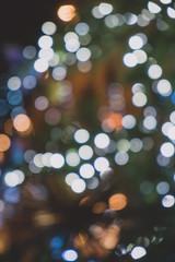 Bokehlicious Christmas Lights