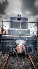 DSC02151 (jebster2000) Tags: train t vintage history museum railroad tracks hdr sonya7rii zeiss batis