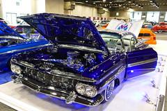 1959 chevrolet Impala (bballchico) Tags: 1959 chevrolet impala lowrider gnrs2017 carshow agostinoonorato custom