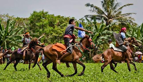Festival Pasola Akan Digelar Februari dan Maret